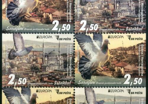 Drevne Poštanske Rute – Karnet