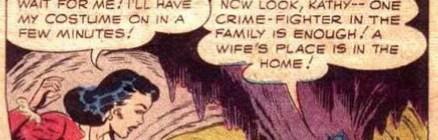 Minorías mainstraiming: Batwoman o de cómo salir del closet de Bruce Wayne, pt. 2