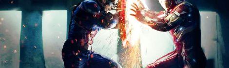 73- Captain America: Civil War, reseña