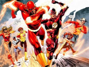 Flash-Rebirth