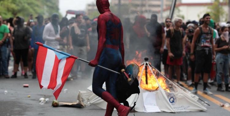 94 - Paneles en resistencia: violencia, protesta y cómics
