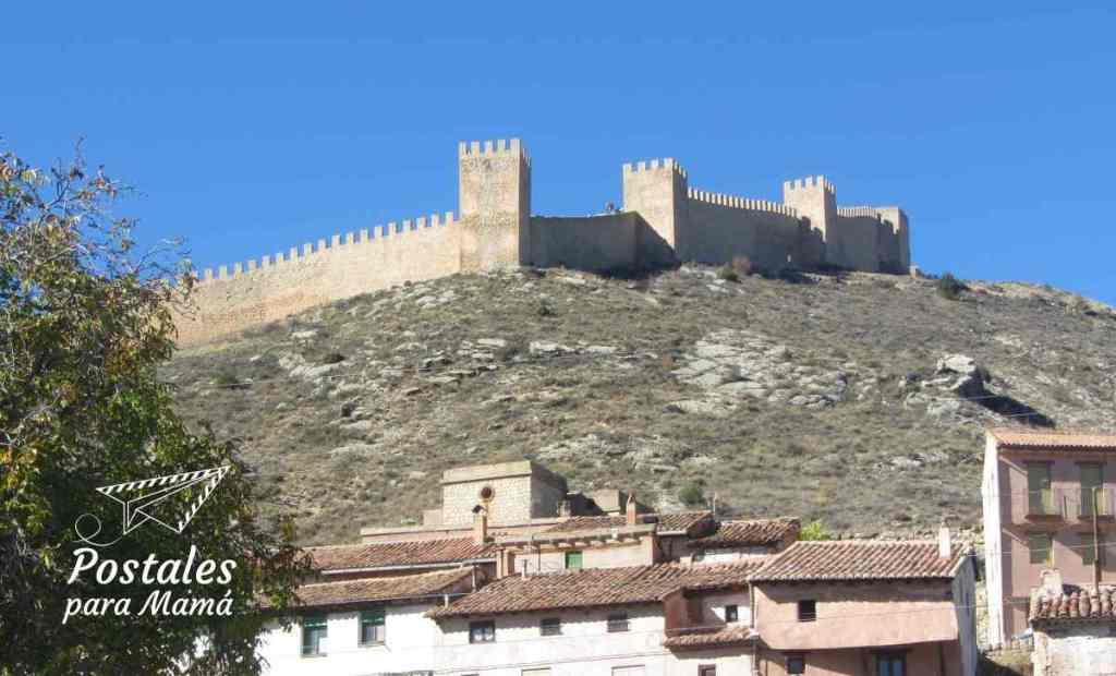 Albarracín Muralla - Postales para Mamá