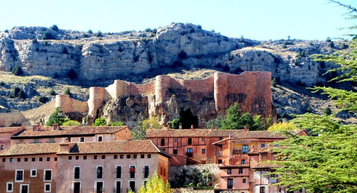 Albarracín joya medieval - Postales para Mamá