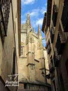 Segovia - Postales para Mamá