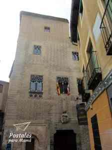 Palacio Segovia - Postales para Mamá