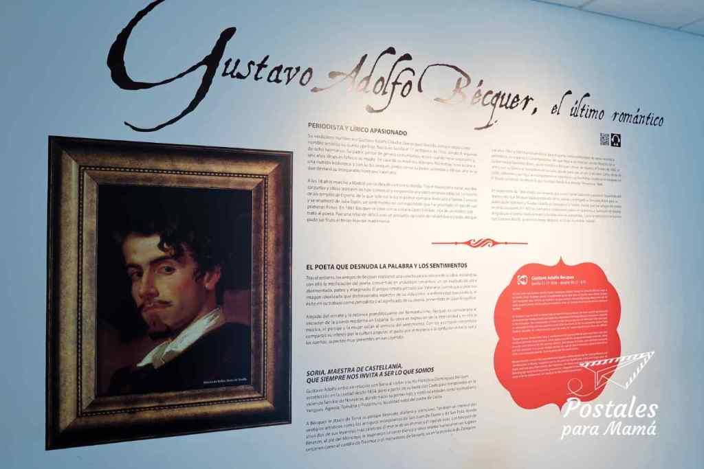 Soria Bécquer Museo - Postales para Mamá