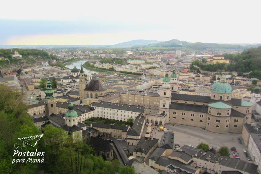 Salzburgo Sonrisas - Postales para Mamá