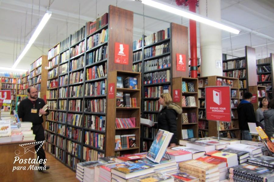 Strand Librería Nueva York - Postales para Mama