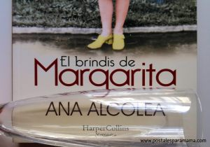 Brindis de Margarita - Postales para Mamá