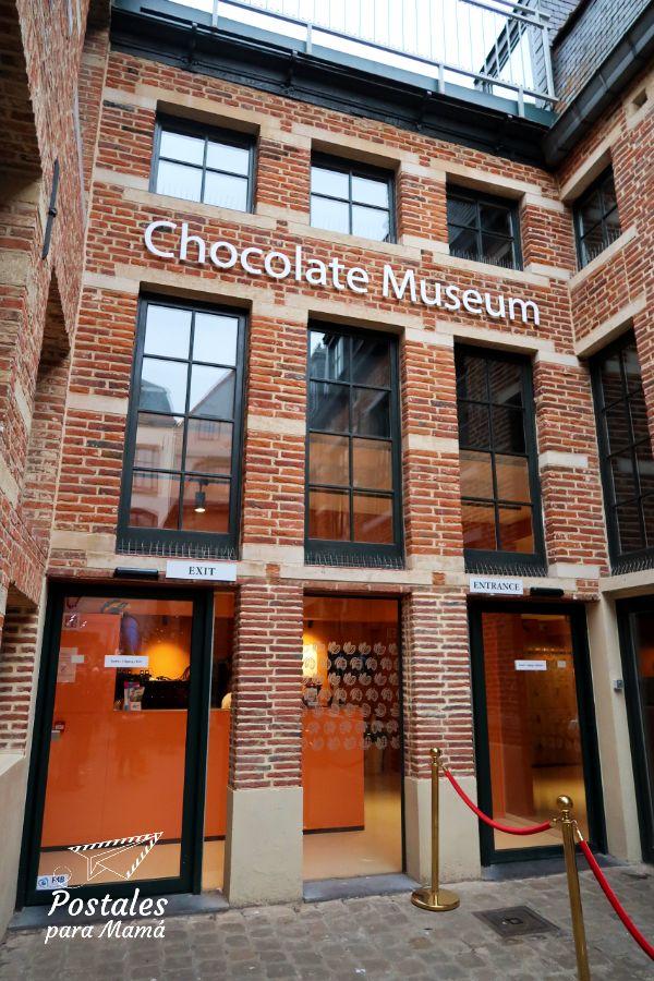 Museo Chocolate - Postales para Mamá