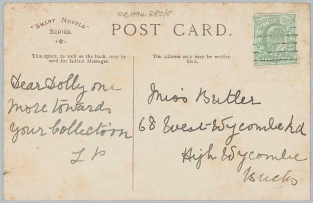 How to write a Postcard - The Postal Museum