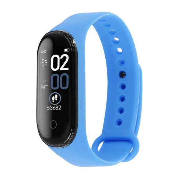 Športové fitness náramkové hodinky - krokomer 3