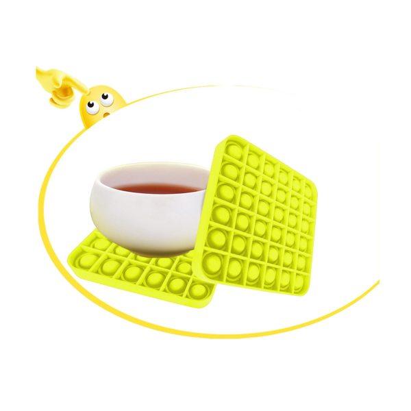 Pop It Fidget senzorická hračka s bublinkami na odbúranie stresu (viac druhov) 32
