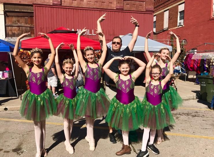 Dance Maker Performing Arts Academy, Pawhuska, Oklahoma