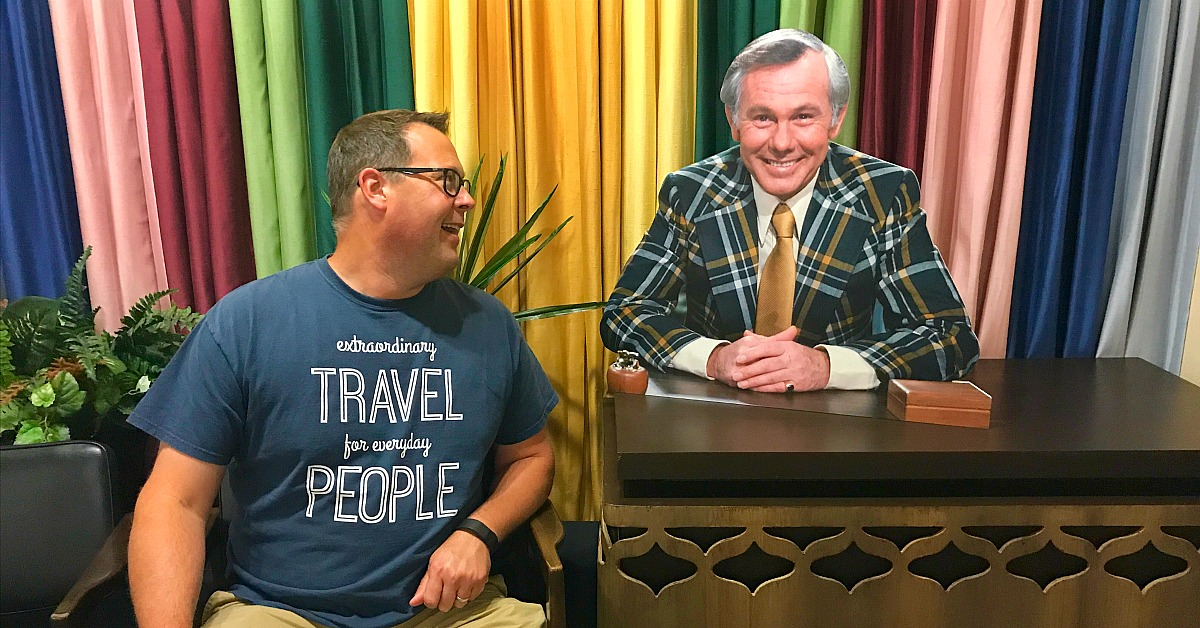 Remembering Johnny Carson at the Elkhorn County Museum