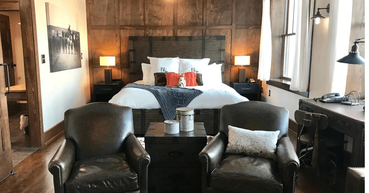 The Pioneer Woman Boarding House Hotel In Pawhuska OK Is Stunning