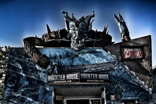 Ocean City Screams - Haunted Houses in America