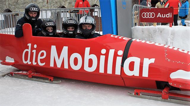 St. Moritz-Celerina Olympic Bobrun