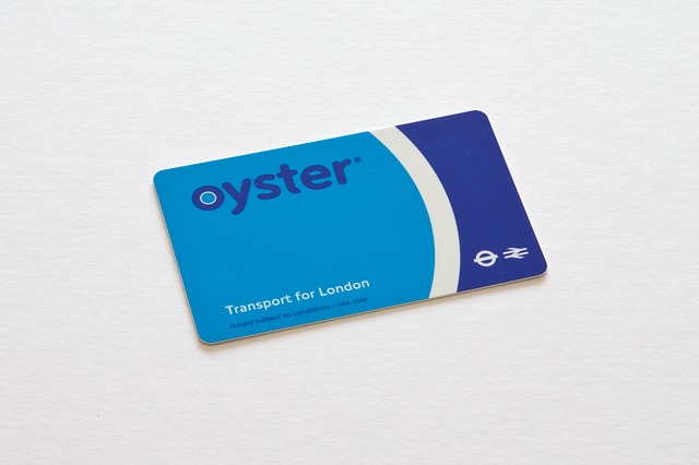 Oyster Card - London on the Budget