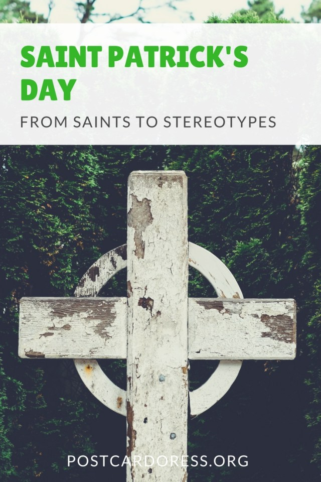 Let's delve into some #saintpatricksday history at Postcard Press