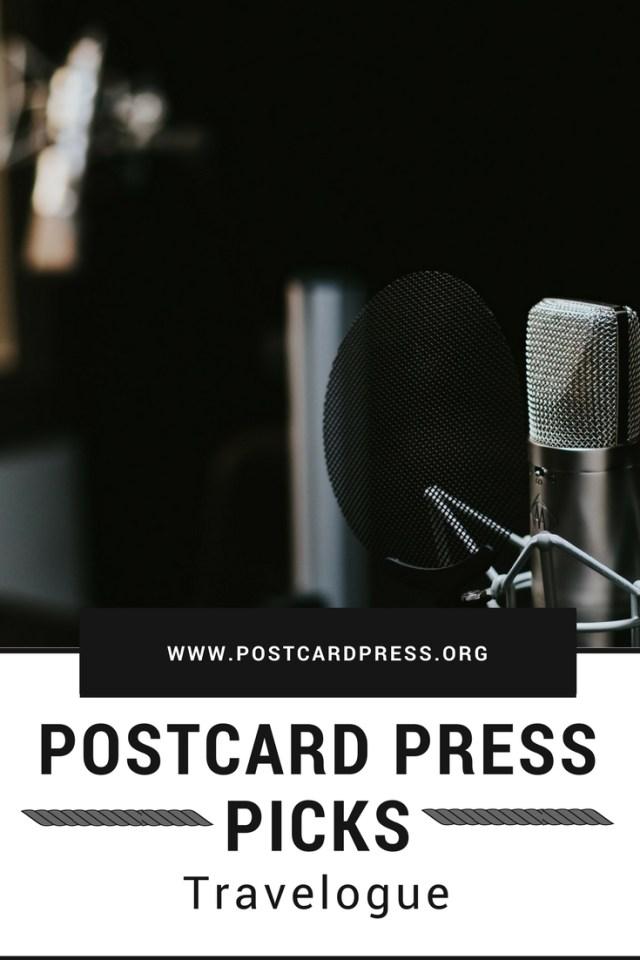 Postcard Press Picks - Travelogue