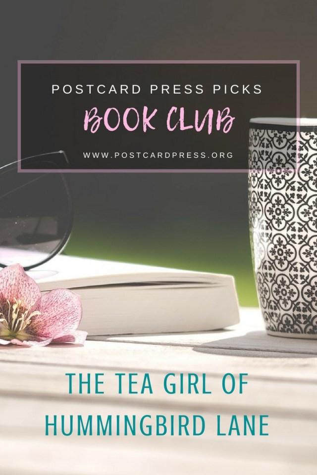 Postcard Press Picks Book Club