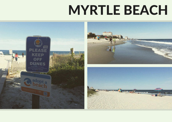 Postcard from Myrtle Beach!