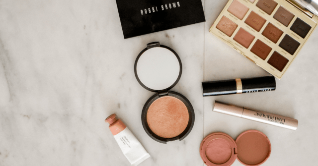 Travel-sized cosmetics are a great gift idea for travelers.