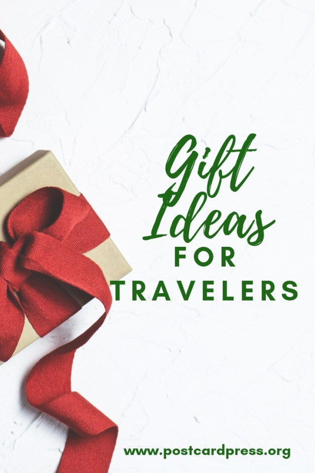 It can be a struggle to come up with gift ideas for travelers that they need and love--which is why we've compiled a list of gifts they'll be sure to love! #gifts #travel #wanderlust