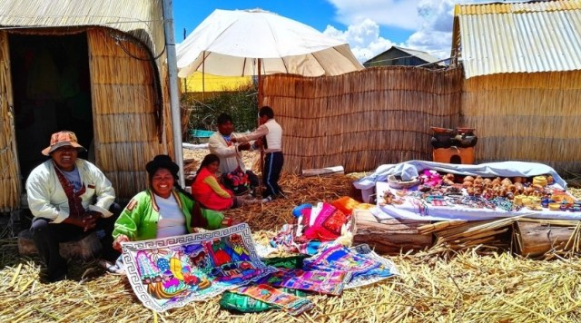 Earth Day Local Artisans in Peru