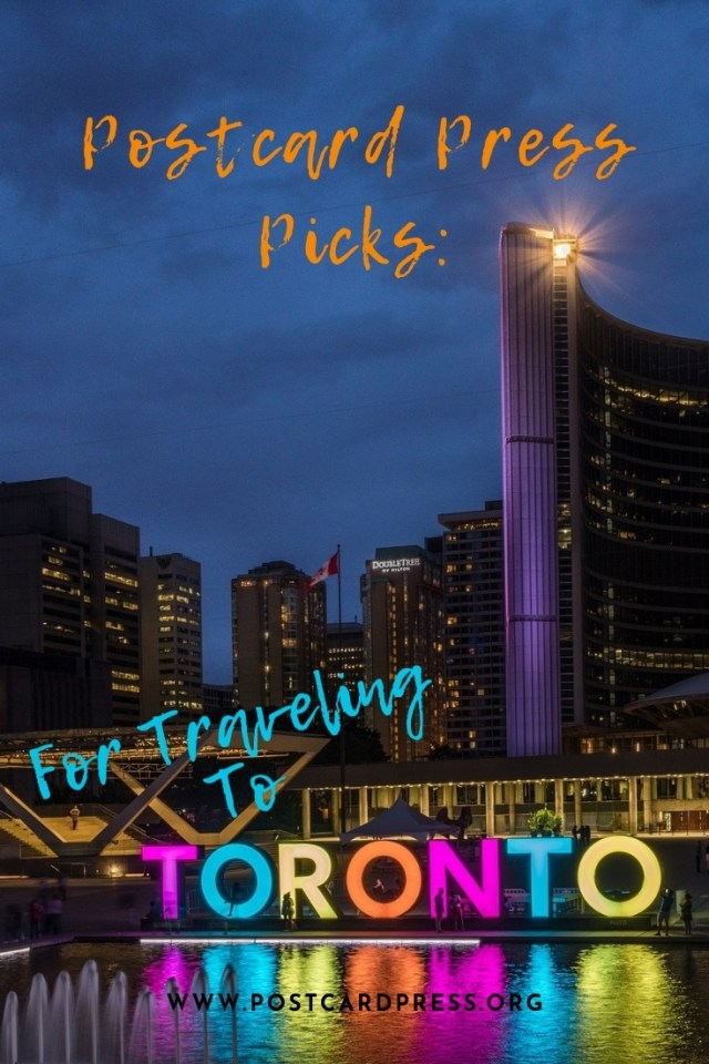 Toronto Pinterest Image - Toronto sign at night