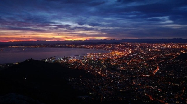 Cape Town at Sunrise