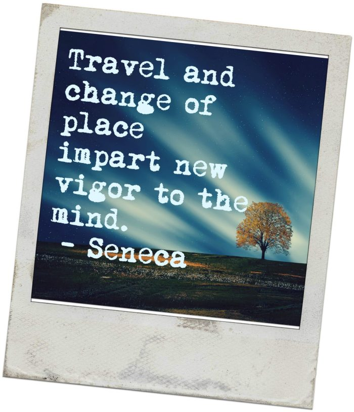 My Favorite Travel Quotes