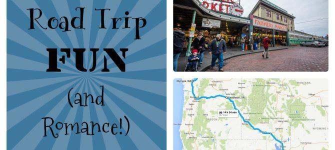 Road Trip Fun & Romance!