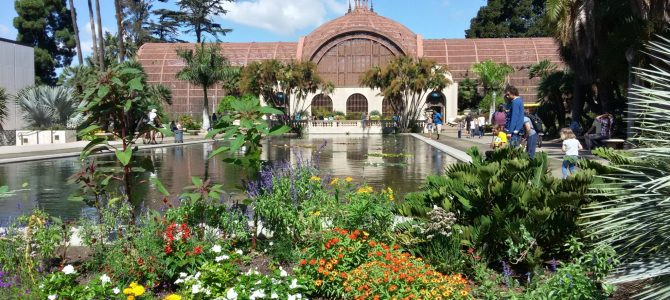 Balboa Park — Jewel of San Diego