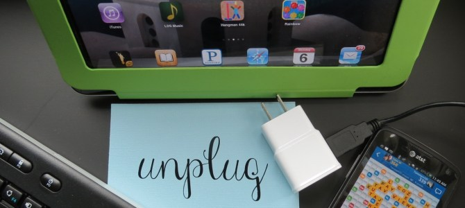 The Best Way to Unplug