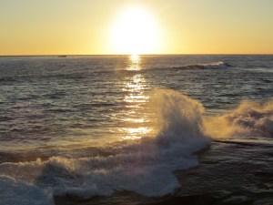As the Sun Sets on California