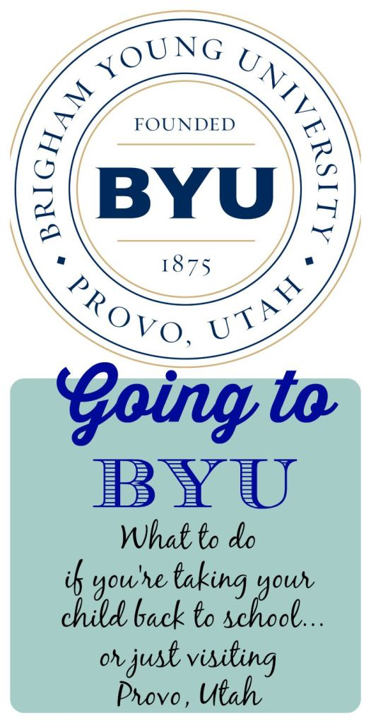 Going to BYU