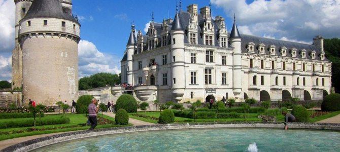 Chenonceau — The Ladies' Castle