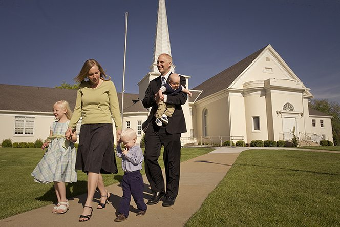 Mormons Travel