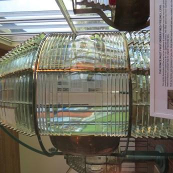 Ponce de Leon lighthouse fresnel lenses
