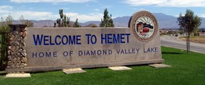 """Hemet - a """"Most Walkable"""" City"""