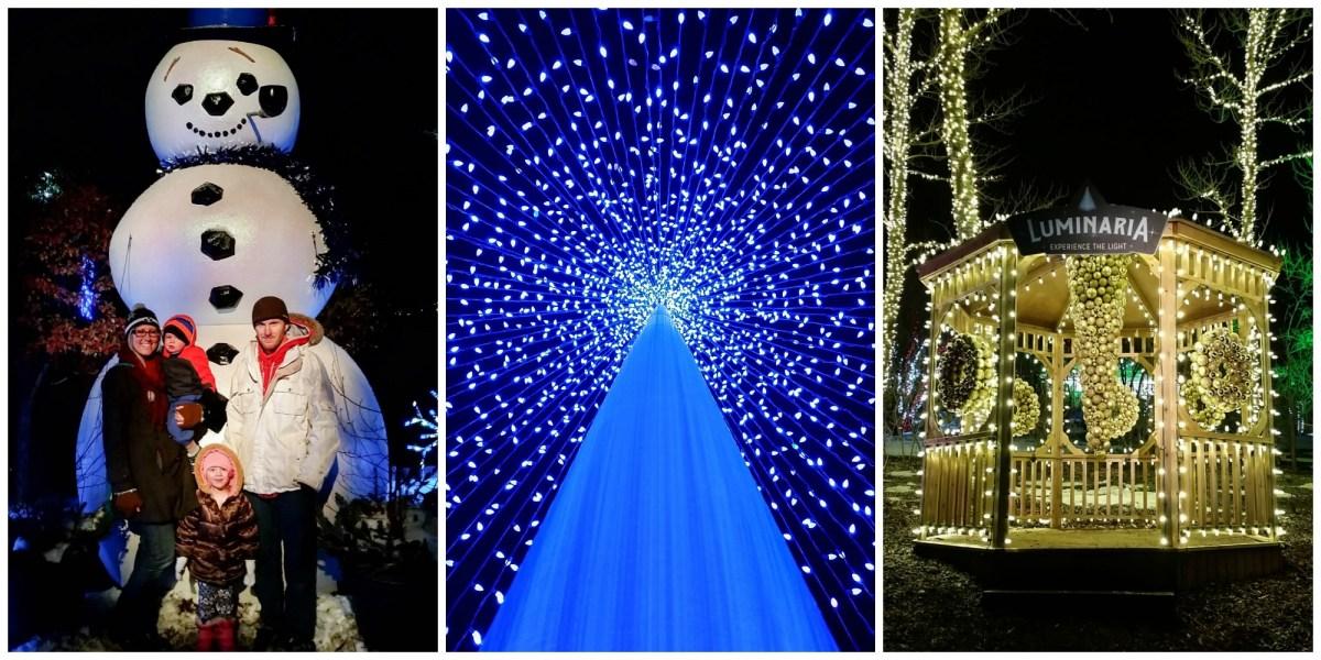Luminaria - a New Christmas Tradition
