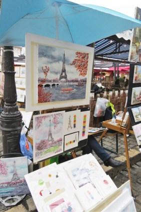 Montmartre Artists