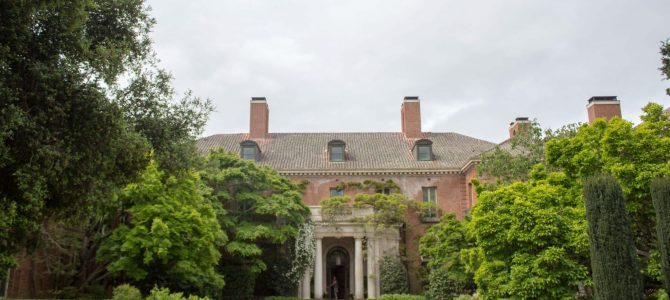 Filoli Mansion & Gardens – Near San Francisco, CA