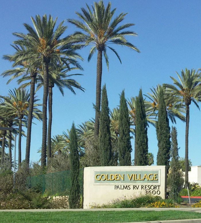 Golden Village Palms
