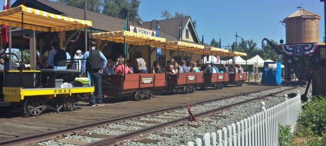 Old Poway Park — the Heart of Poway, California