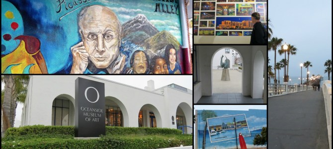 Oceanside's First Friday Art Walk