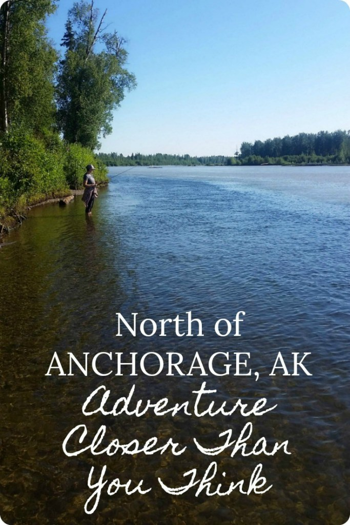 Adventure north of Anchorage