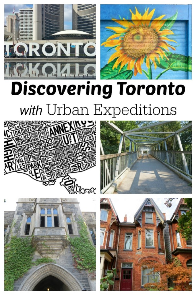 Discovering Toronto